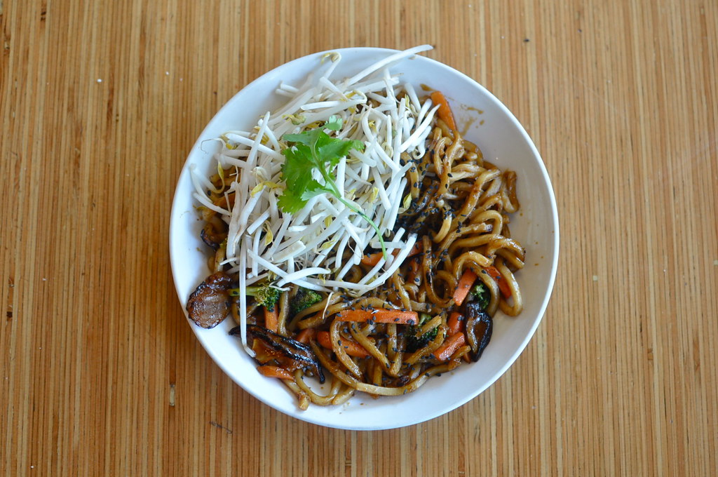 Noodles & Co. japanese pan noodles 2