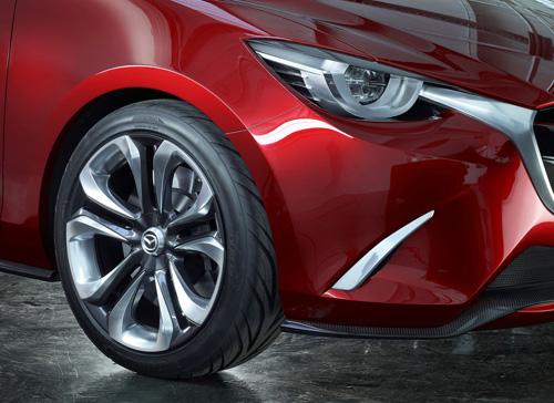 Mazda2 thế hệ mới mang thiết kế của Angry Bird