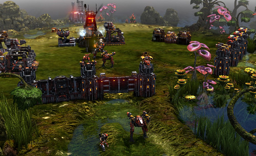 Grey Goo aims to revive RTS by going back to roots - A+E Interactive