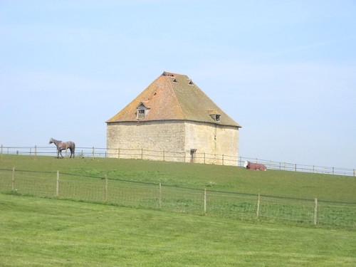Notley Abbey Dovecote