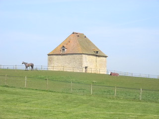 Notley Abbey Dovecote