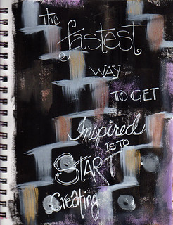 #105 journal page play