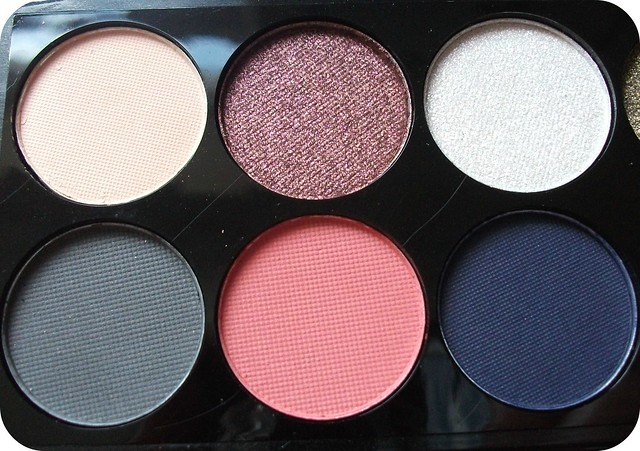 Sleek Showstoppers Palette Shades 1