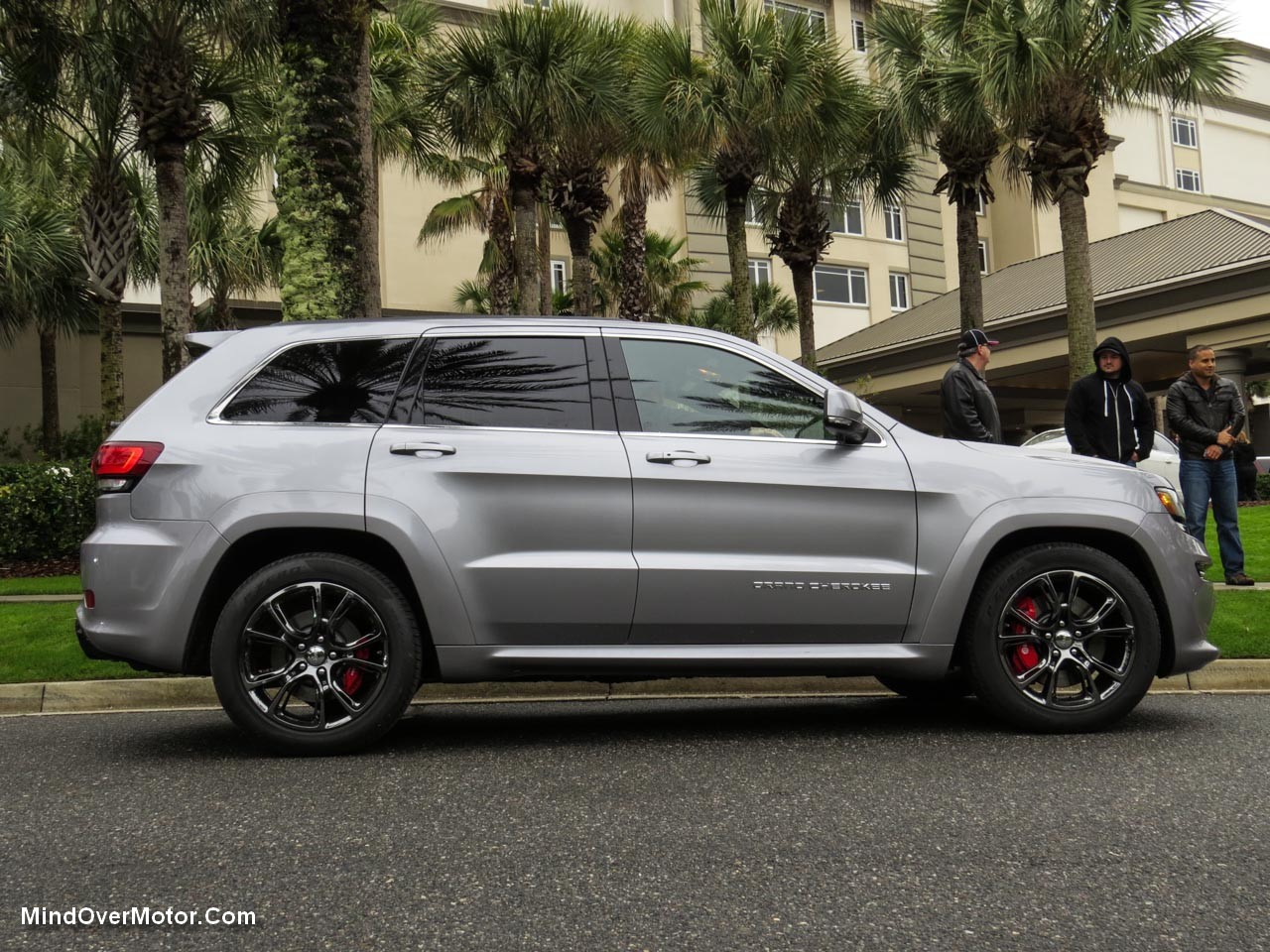 2014 Jeep Grand Cherokee SRT Review Als Take Grade B