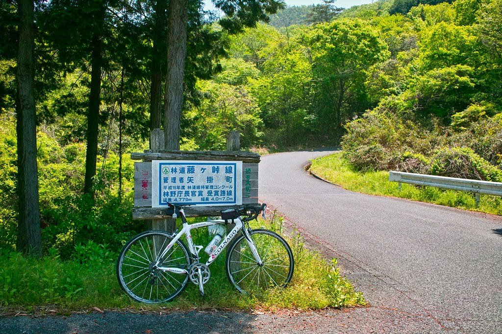 林道藤ヶ峠線