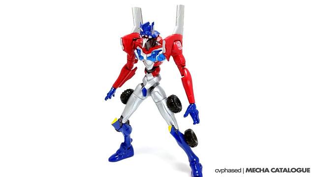 Transformers x Evangelion - Optimus EVA Prime