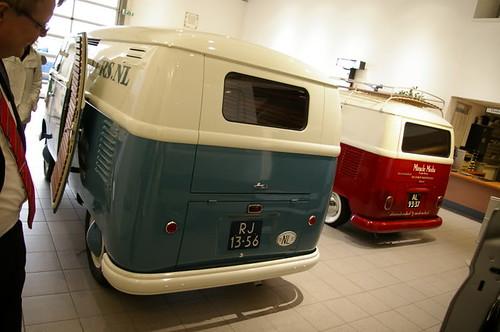 RJ-13-56 Volkswagen Transporter bestelwagen 1957