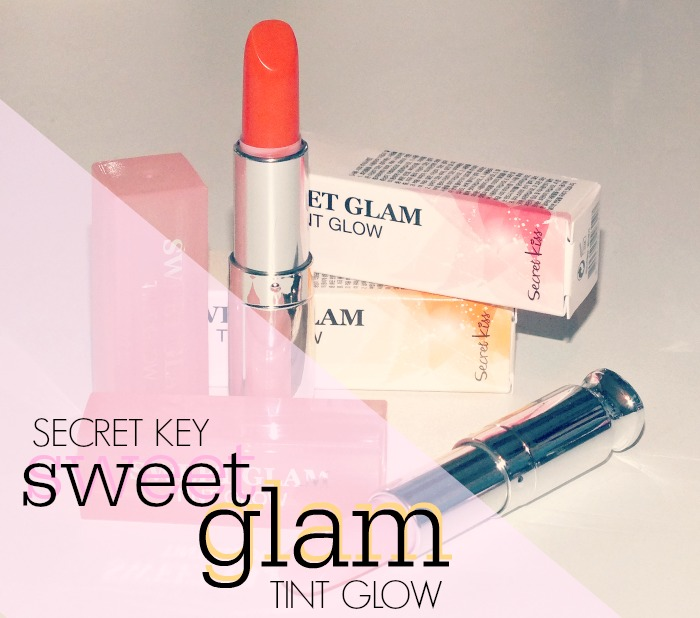 Secret Key Sweet Glam Tint Glow- Baby Pink and Orange (5)