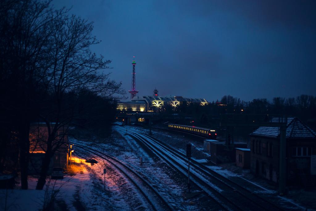 217/365 - Winter in Berlin