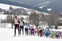 Další díl SkiTour přitáhl do Orlických hor stovky účastníků