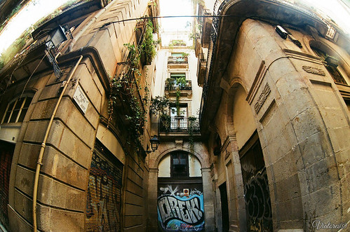 Barrio Gótico. Barcelona. Spain