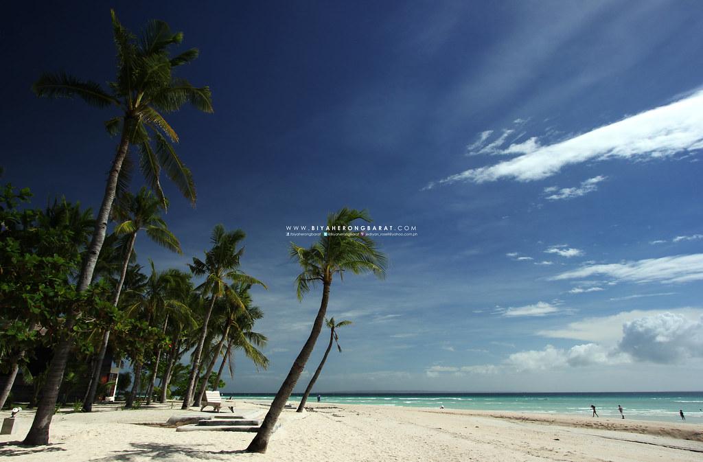 Bantayan Island Santa Fe White Sand Beach Philippines
