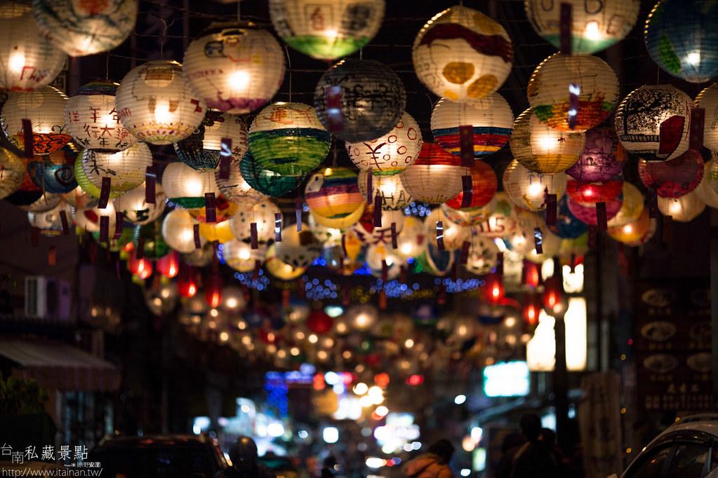 台南私藏景點-普濟殿燈會 (17)