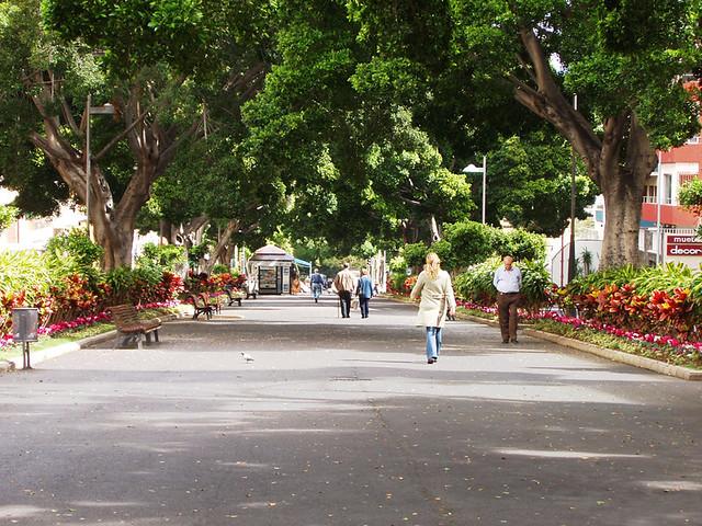La Rambla, Santa Cruz, Tenerife