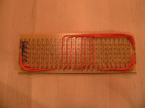 04 led matrix printplaat 4