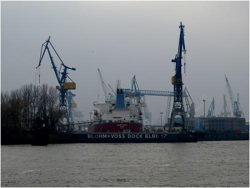 Dock Elbe 17 II