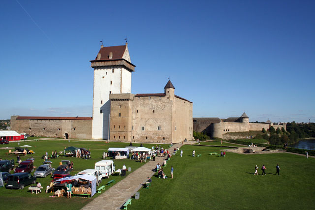 Castillo de Hermann, Narva. © Paco Bellido, 2005