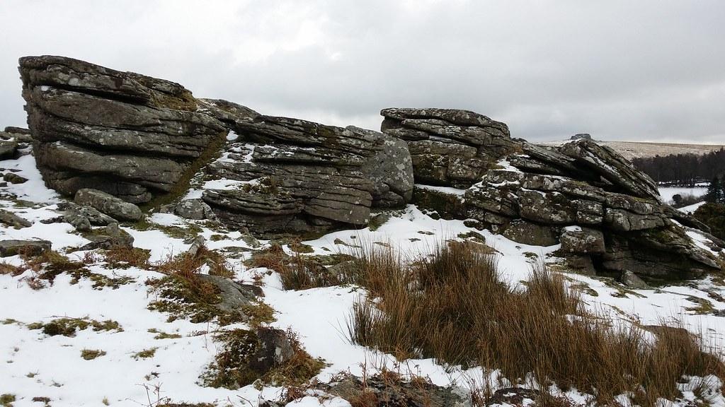 Scorhill Tor #sh #dartmoor