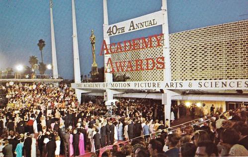 Academy Awards Santa Monica Civic 1968