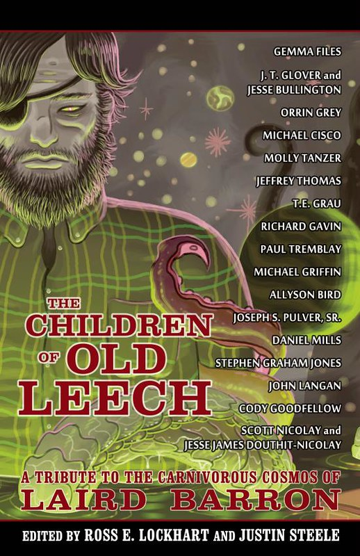 The Children of Old Leech tpb