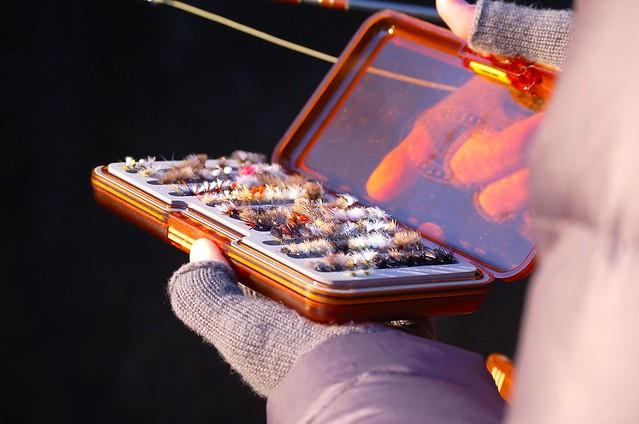 Umpqua Midge Fly Box