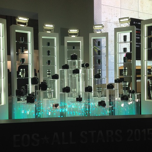 Canon EOS ☆ ALL STARS 2015