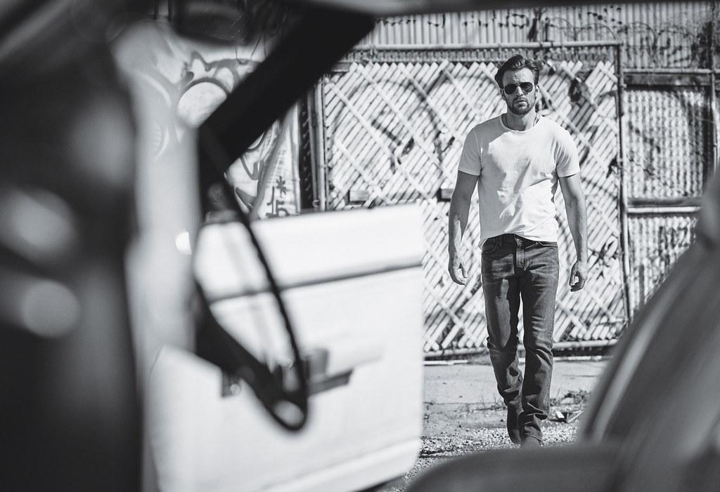 Крис Эванс — Фотосессия для «InStyle» 2016 – 2