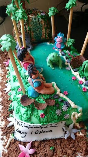 Slavko Hreha's Jungle Cake