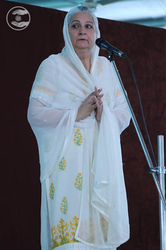 SNM Zonal Incharge, Holy Sister Mohini Ahuja from Hyderabad