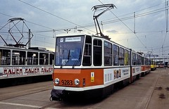 * BVG  Strassenbahn  Berlin  New Scan