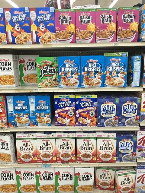 Kellogg's Cereals #2