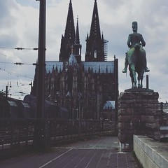 Nice afternoon in Köln