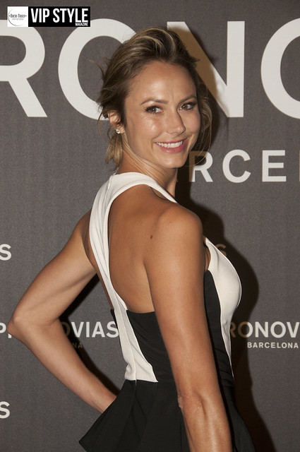 Pronovias - VIPs - Stacy Keibler