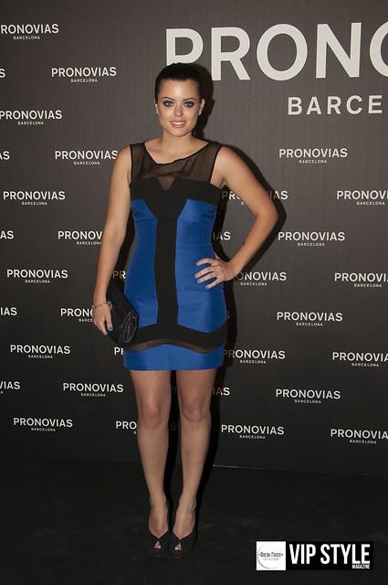 Pronovias - VIPs - Adriana Torrebejano