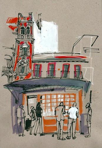 Feria del libro de Sevilla. Inma Serrano
