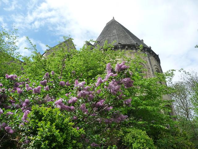 كنيسة القديس نيقولاوس نورماندى فرنسا