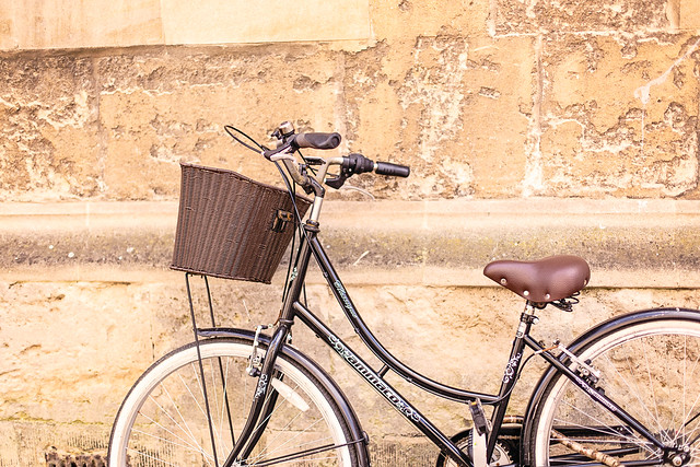 Oxford bike