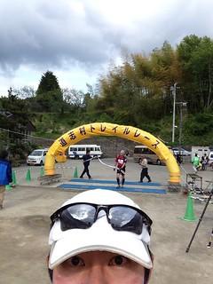 2013/5/12 道志トレイルレース