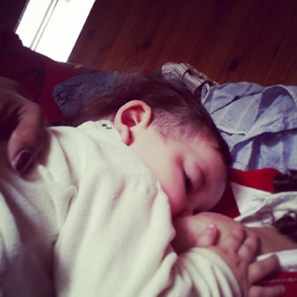 15 mois de tété ♥♡♥ #allaitement