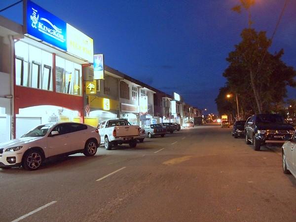 Hock Chin, Melaka - siham, cockles, sotong kangkung -001