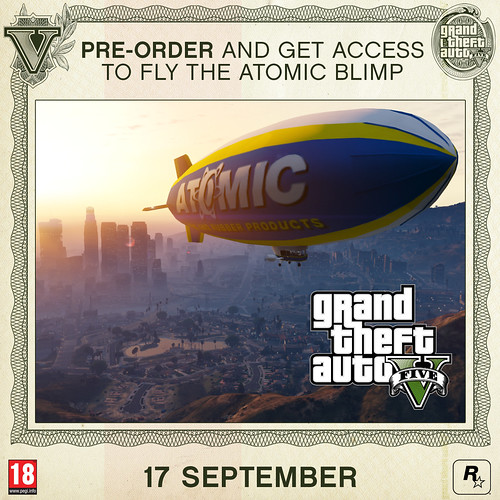 GTAV Atomic Blimp