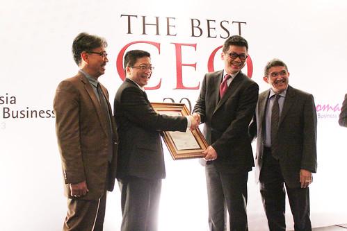 The Best CEO 2013: Joko Mogoginta.