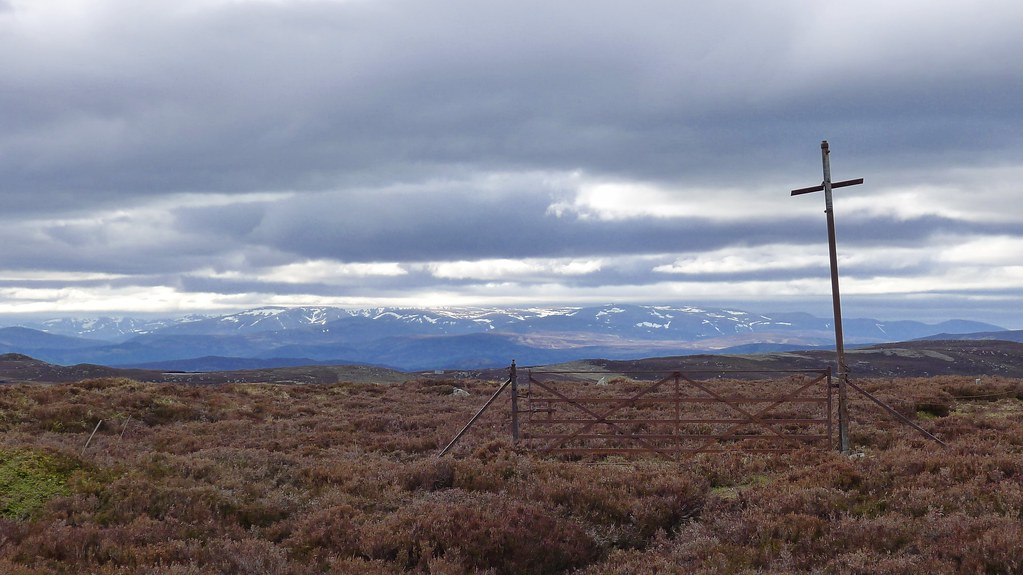 Cairngorms and the Mounth