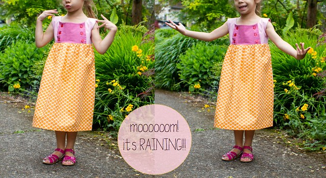springtime junebug dress