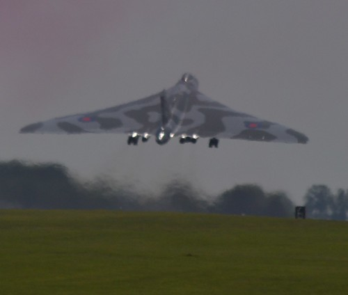vulcan take off