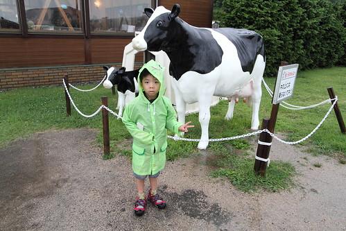 大山牛奶之里