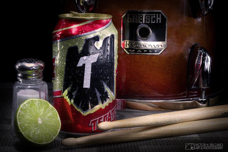 Música y cerveza