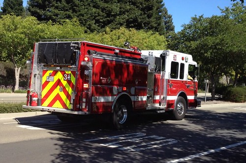 San Ramon Valley Fire Protection District Engine 34 (E34)