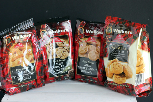 Walkers Shortbread Minis