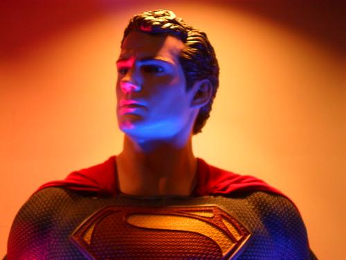 SUPERMAN MANNEQUIN